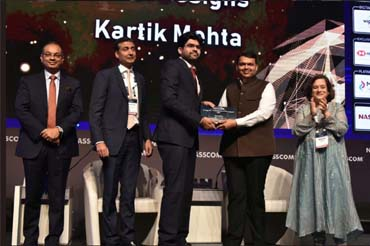 NASSCOM_s Innovative Startup Award - Saral Designs