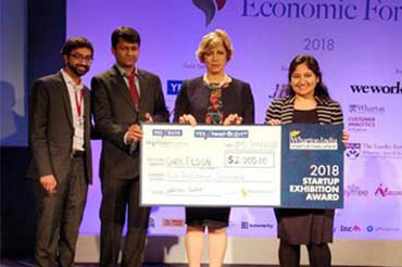 YES Bank Wharton India Startup challenge - Saral Designs